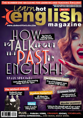 Hot English Magazine - Number 157