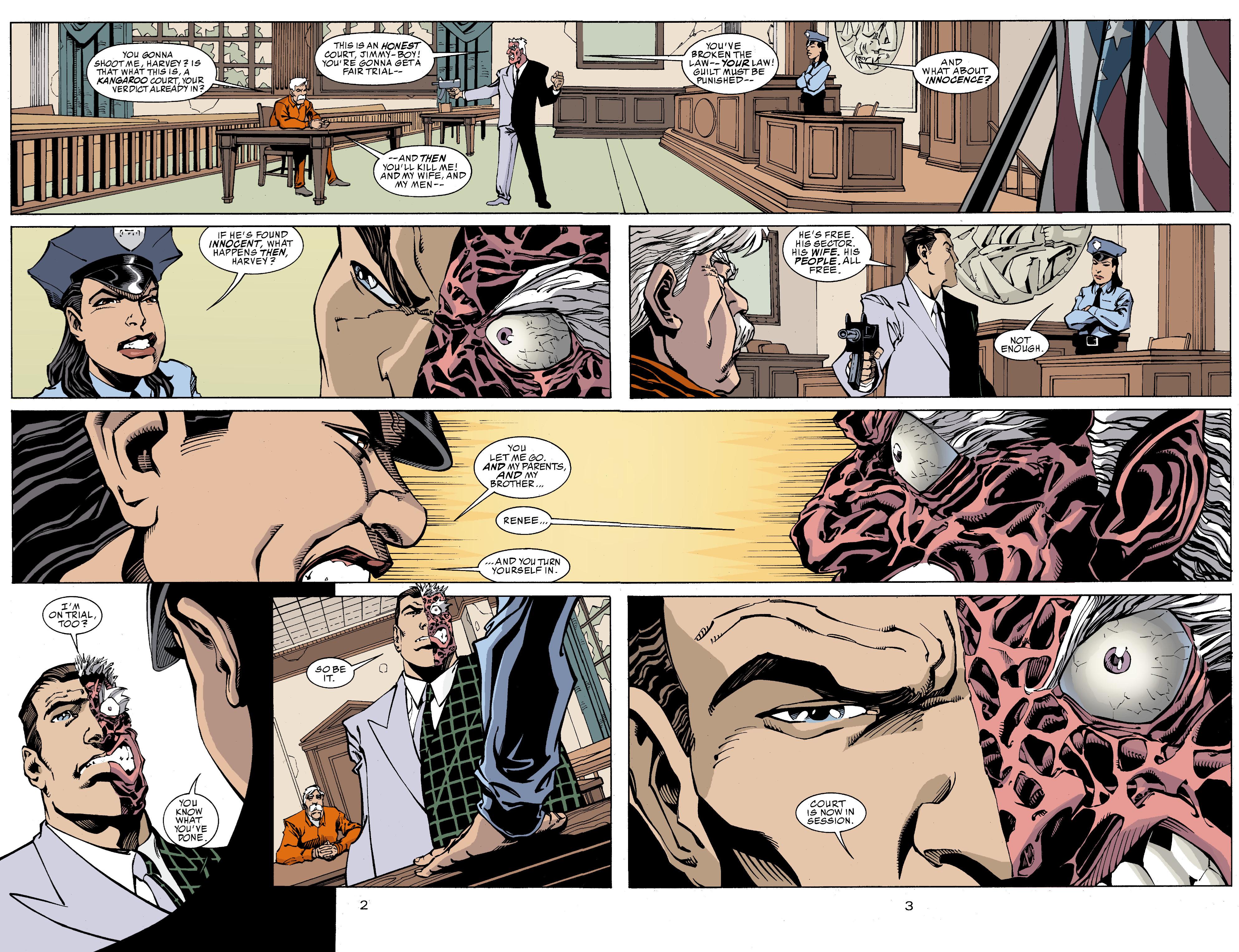 Detective Comics (1937) 739 Page 2