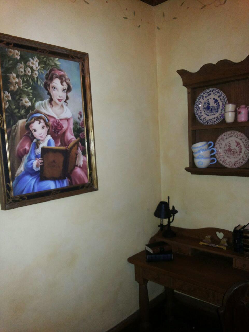 Nosso Lado Disney: Enchanted Tales With Belle: atração