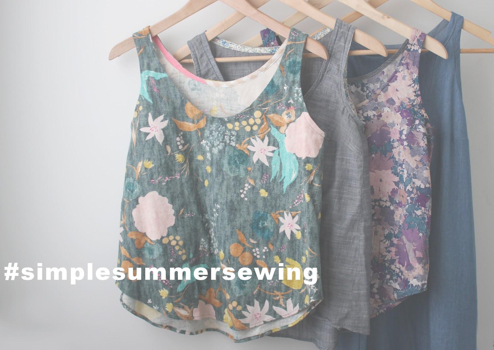 Sweetkm 14 womens simple summer sewing patterns for july 14 womens simple summer sewing patterns for july jeuxipadfo Images