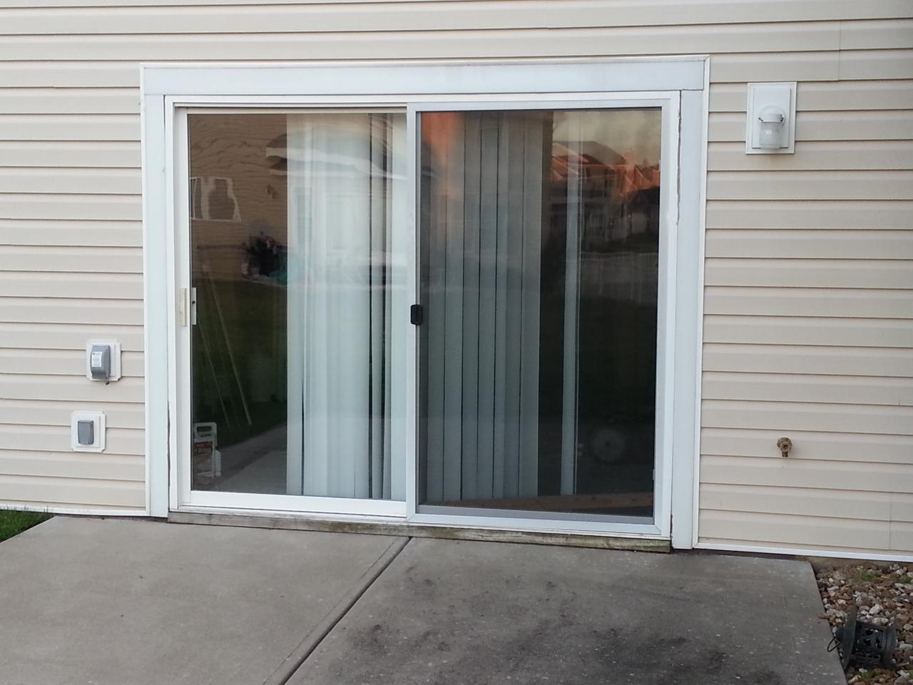 Patio Design Patio Doors With Internal Blinds For Best Access