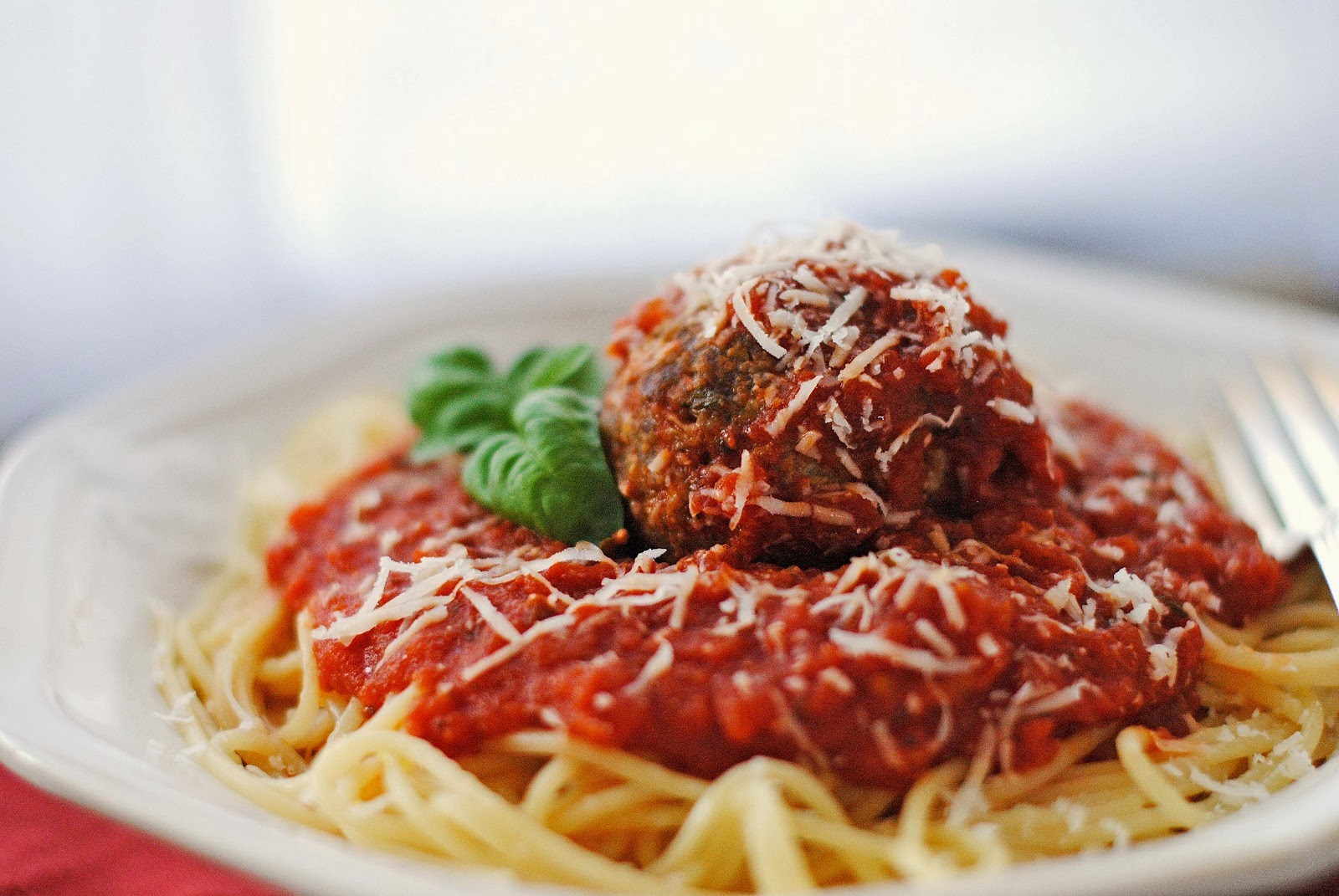 A Wife And A Mummy To Be Resepi Spaghetti Meatball Bolognise