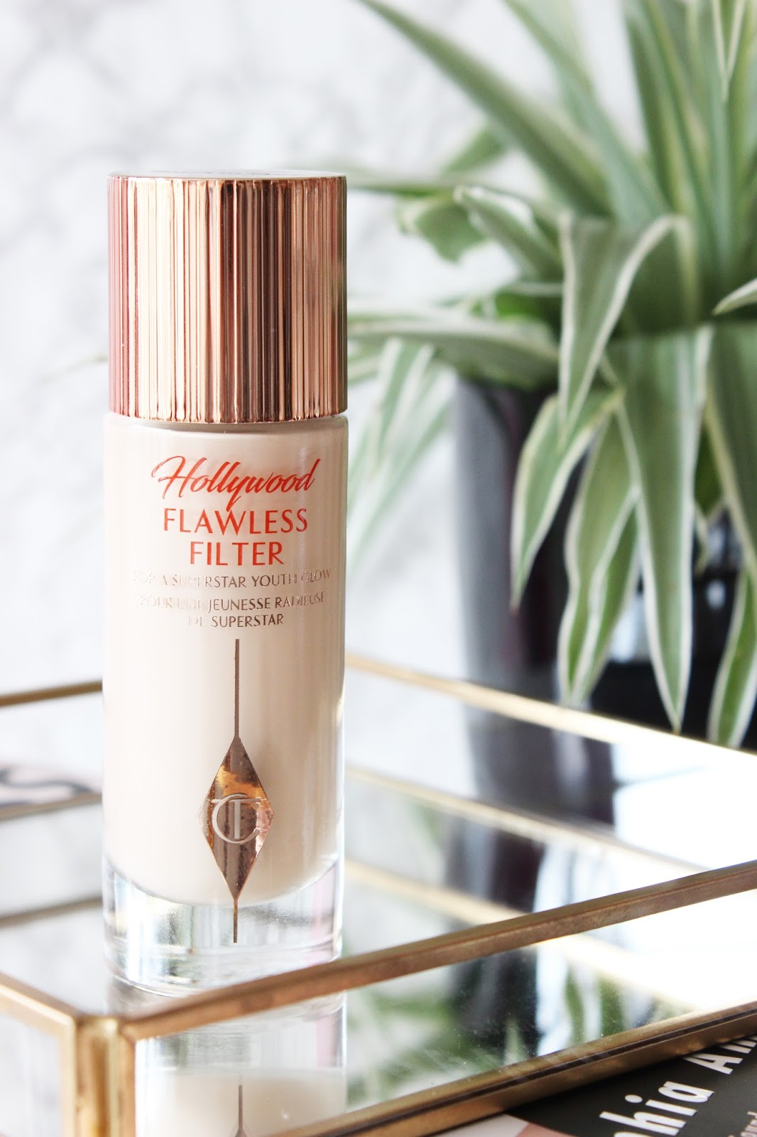 Charlotte Tilbury Hollywood Flawless Filter | Review & Swatches