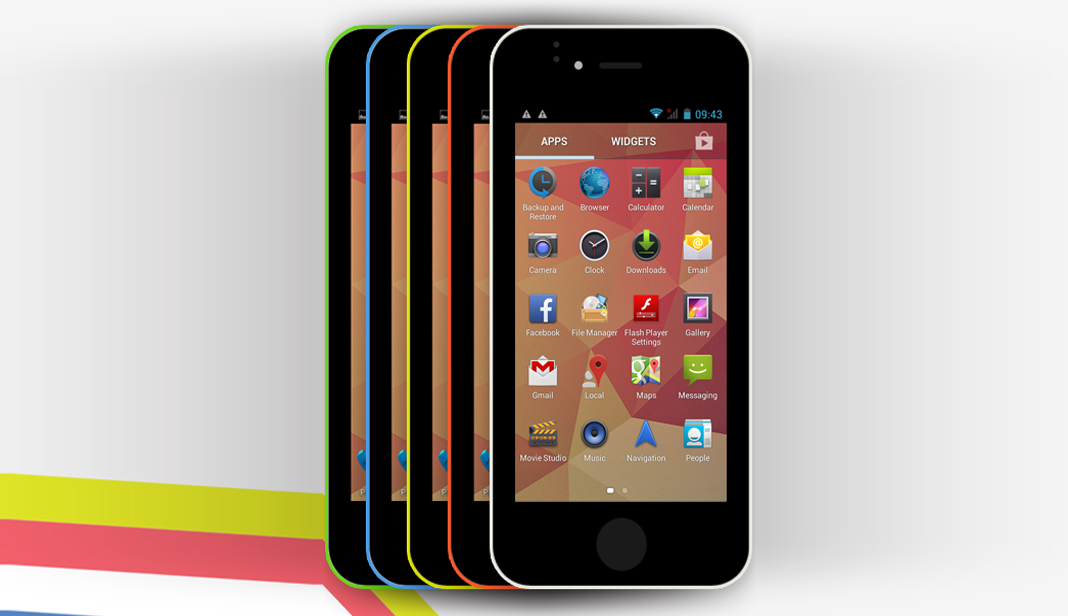 iPhone 5C Clone Official Firmware Download