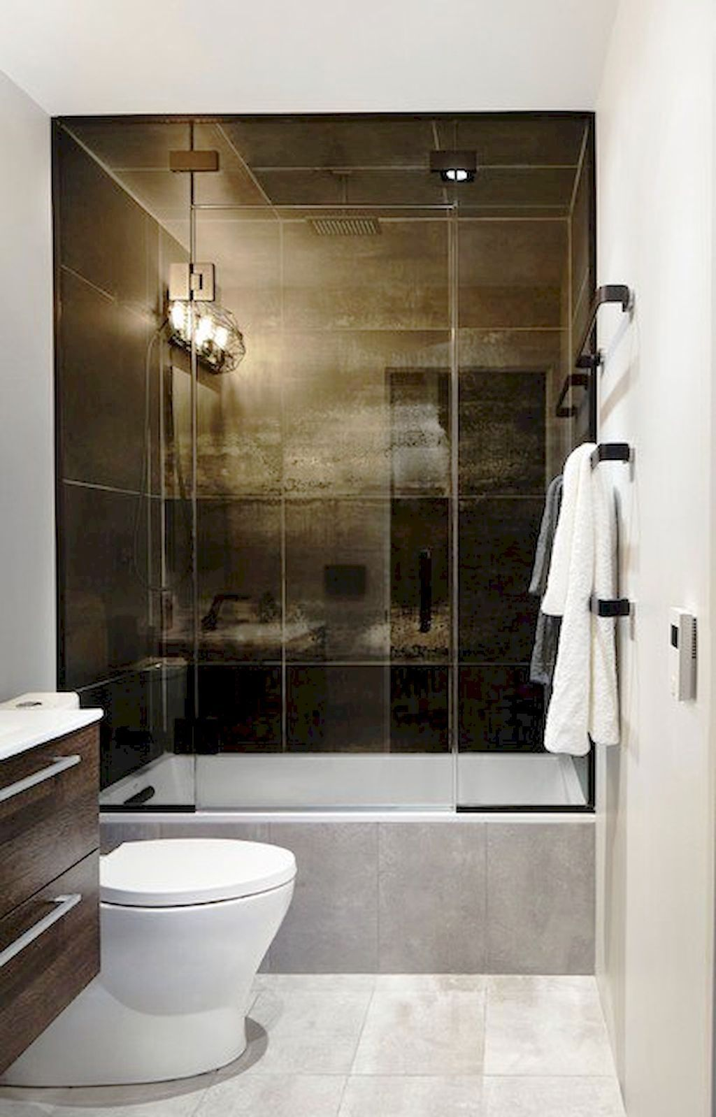 How to Use Low Budget to Remodel Small Master Bathroom ... on Simple:zvjxpw8Nmfo= Small Bathroom Ideas  id=91749
