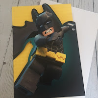 Batman Hallmark Birthday Card