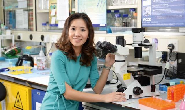 La doctora Ilang trabaja duro para salvar el río