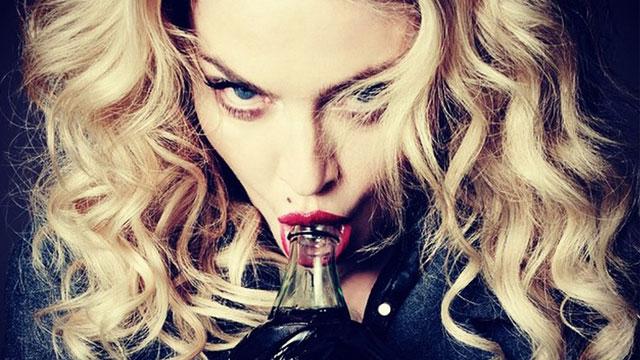 Madonna prometeu realizar atos sexuais em quem votar na candidata democrata à presidência dos Estados Unidos, Hillary Clinton