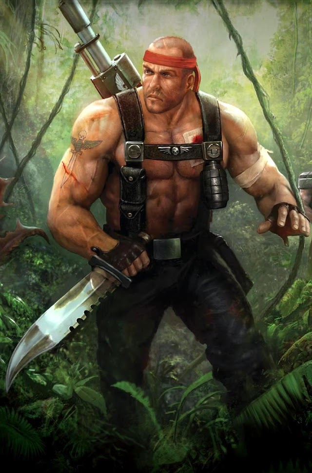 Sly Marbo Coming in Q1