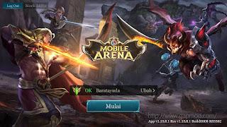 Mobile Arena - Action MOBA v1.15.8.1 Apk