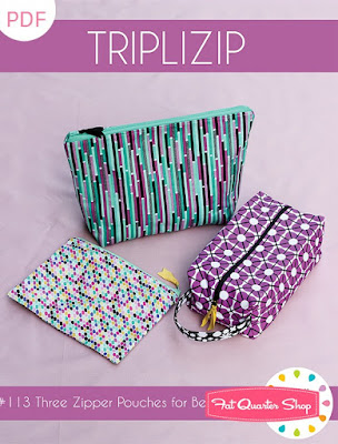 http://www.fatquartershop.com/triplizip-downloadable-pdf-zipper-pouch-pattern