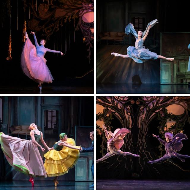 Cinderlla at Theatre Royal Newcastle