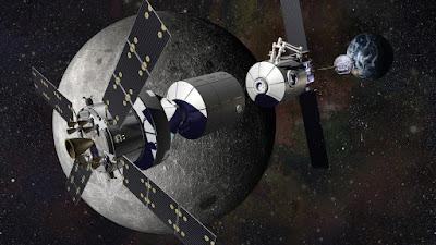 nasa-roscosmos işbirliği, yeni uzay istasyonu