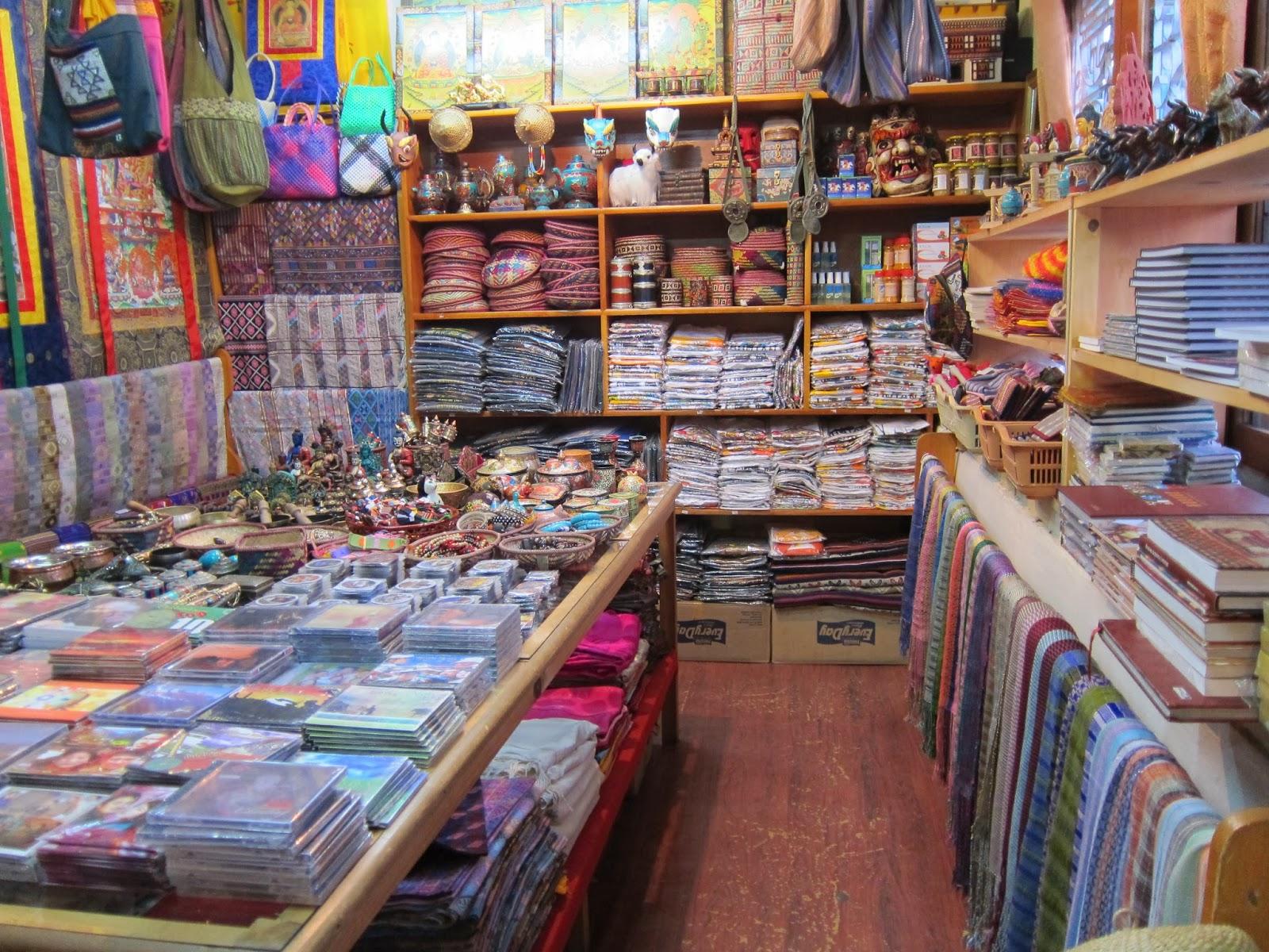 不丹: 是命中注定的旅程 Bhutan: It is Fate ~: 不丹旅遊資訊 – 我最喜愛的商店@ 不丹 - Apr 2012