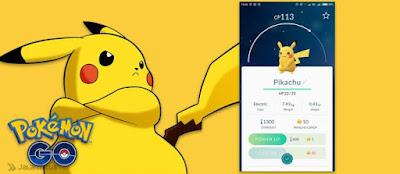 Trik Game Pokemon GO Di Android Atau IOS Terbaru dan Lengkap
