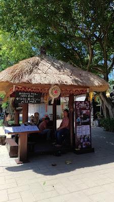 Jalan-Jalan kilat di Nusa dua Bali