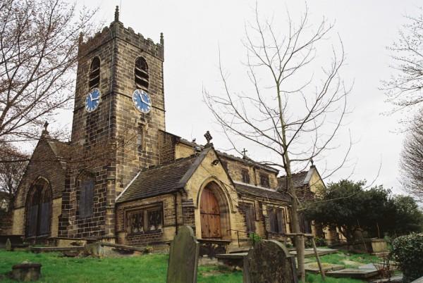 My Adventures Kirkheaton Parish Church And Graveyard
