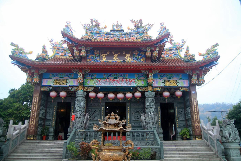 老古板的古建築之旅: 集集新春寺廟行