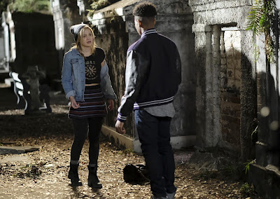Marvel's Cloak and Dagger (series) Olivia Holt and Aubrey Joseph Image 3