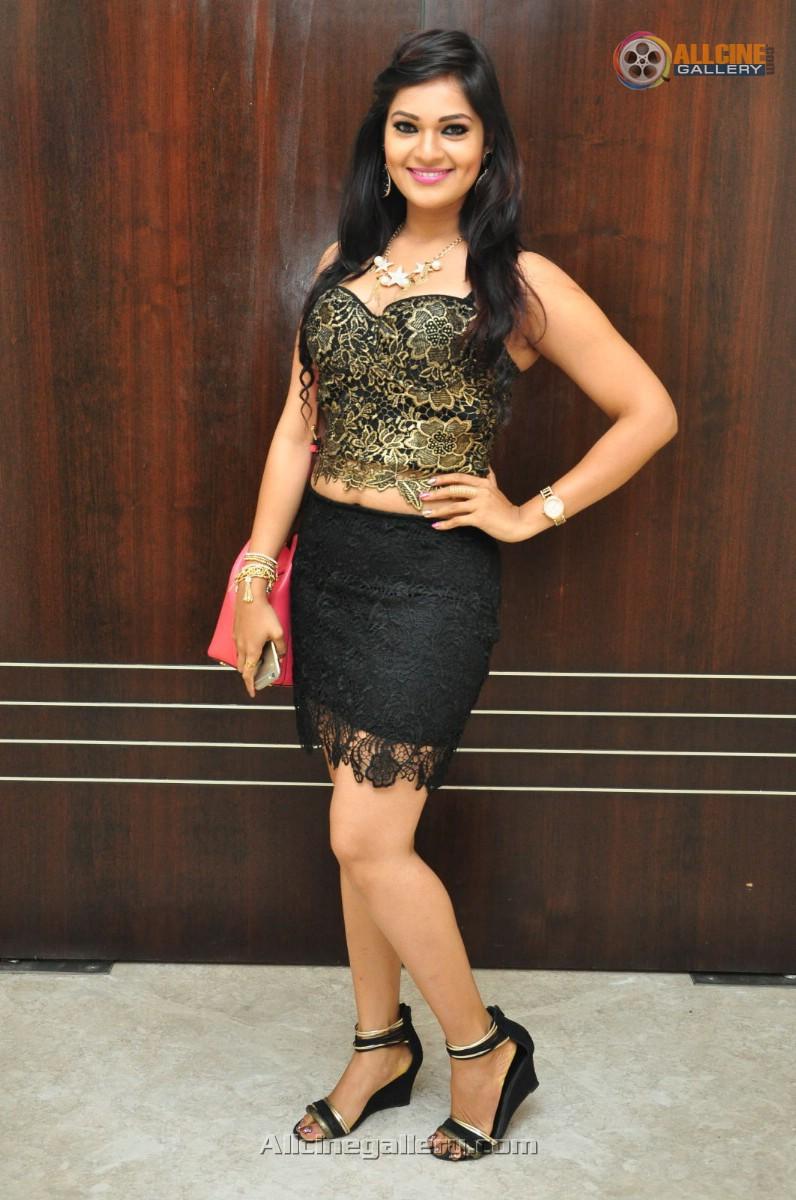 Ashwini Actress Hot Pics At Hora Hori Movie Audio Launch -3909
