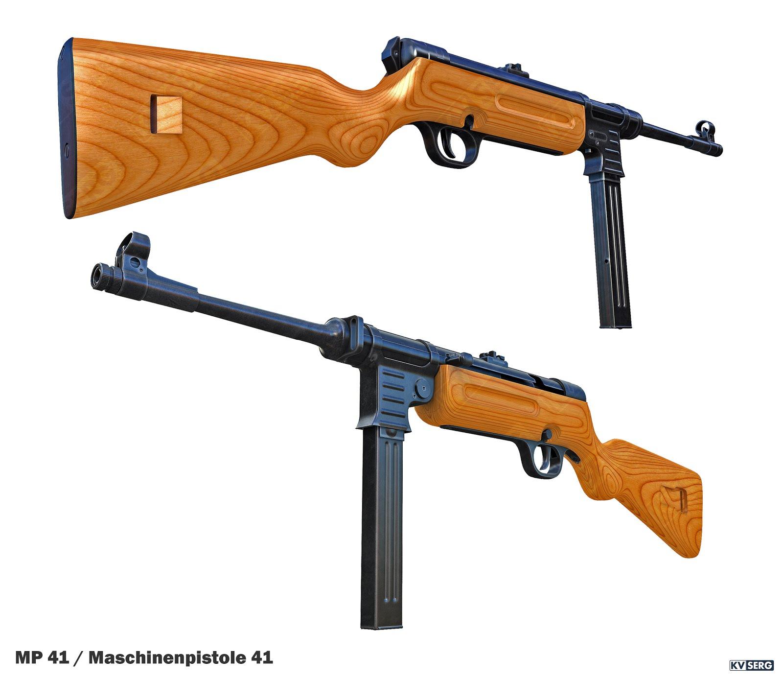 KVSERG ART: MP-41