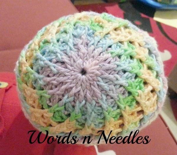 Candy Swirl Crochet baby hat pattern cap candy swirl