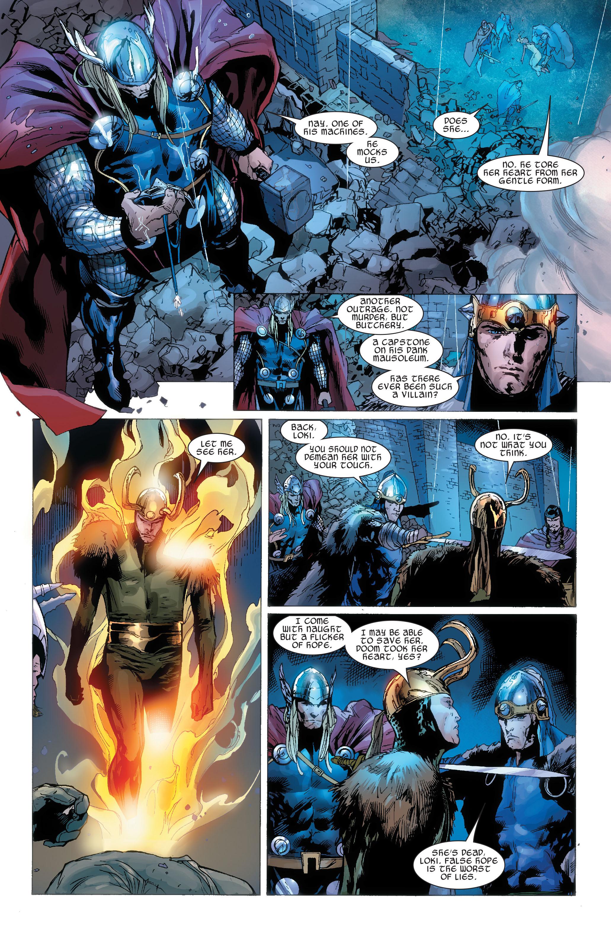 Thor (2007) Issue #605 #18 - English 15