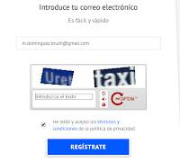 Registrarse correo encueston