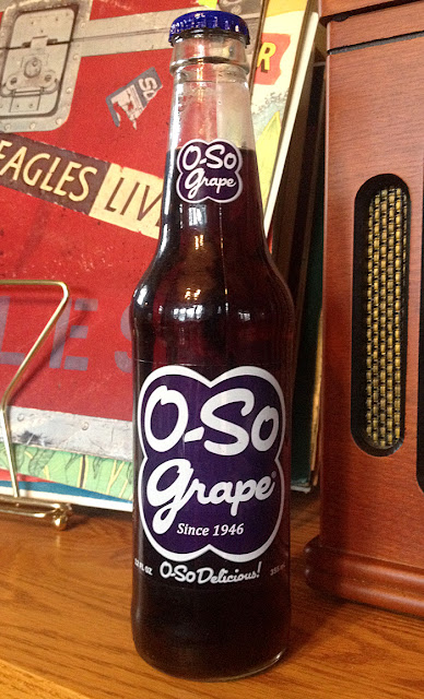O-So Grape Soda