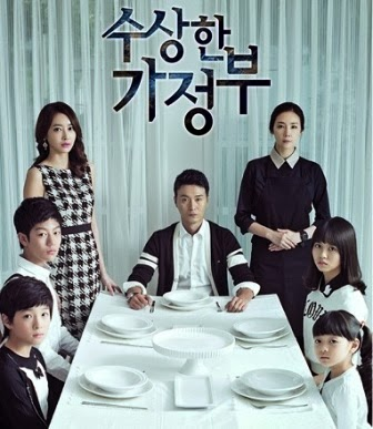 K-drama Review :The Suspicious Housekeeper