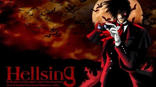 Horarios - Hellsing
