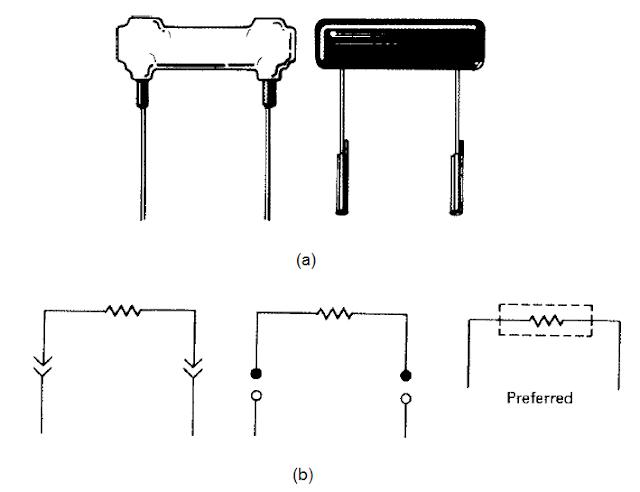 variable resistors circuit
