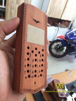 vỏ gỗ điện thoại giá rẻ ở daklak
