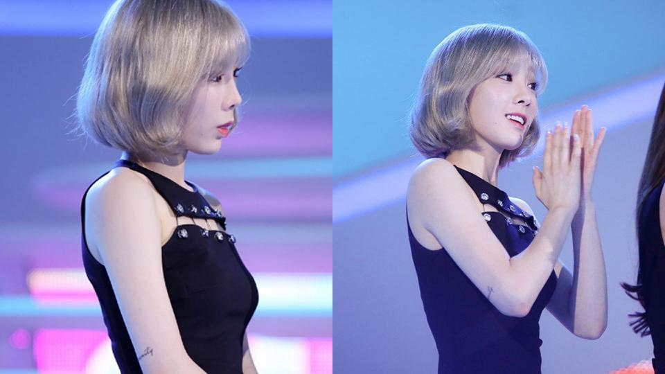 5 Female Kpop Idols With Tattoo Daily K Pop News