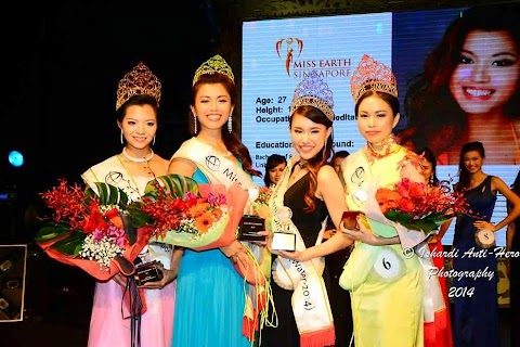 Miss Earth Singapore 2014
