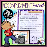 Accomplishment Character Education