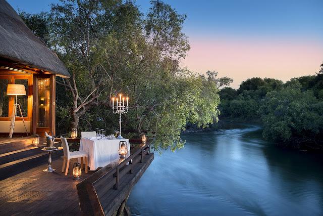 Royal Chundu luxury Zambezi lodges