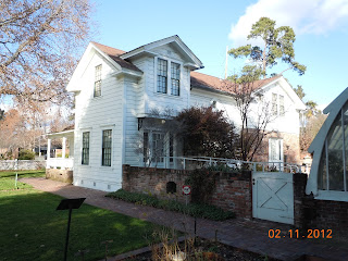 luther burbank home