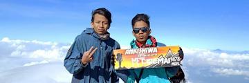 Pendakian Gunung Ciremai Via Apuy dari Bekasi (2018)