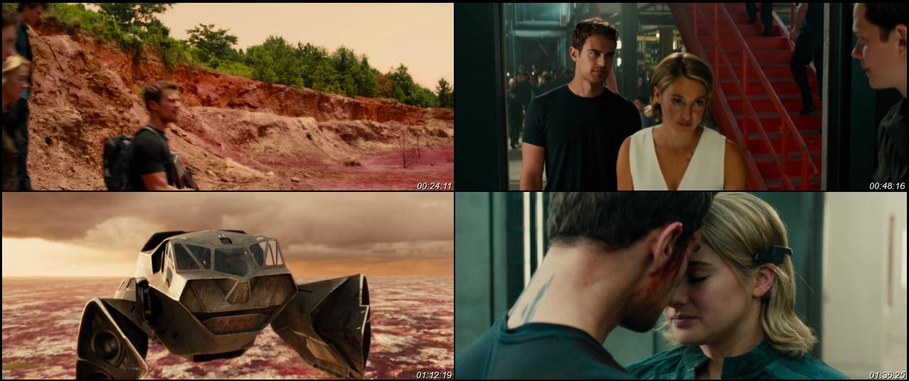 Divergent Series: Allegiant 2016