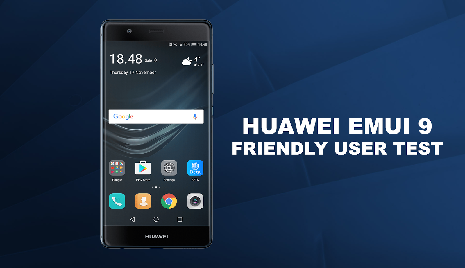 Huawei announces EMUI 9 based on Android Pie, available for