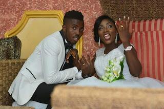 Photos: Wydad Athletic Striker, Chisom Chikatara Weds In Umuahia