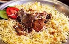 Resep praktis (mudah) nasi mandy spesial (istimewa) khas timur tengah enak, gurih