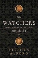 watches by stephen alford book cover nonfiction