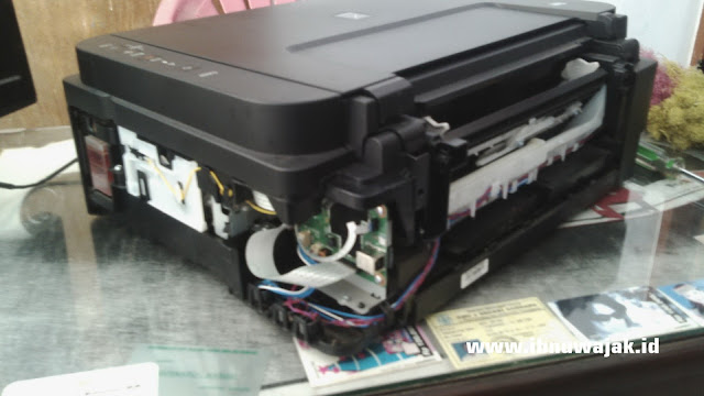 printer canon G2000 siap diganti motherboard