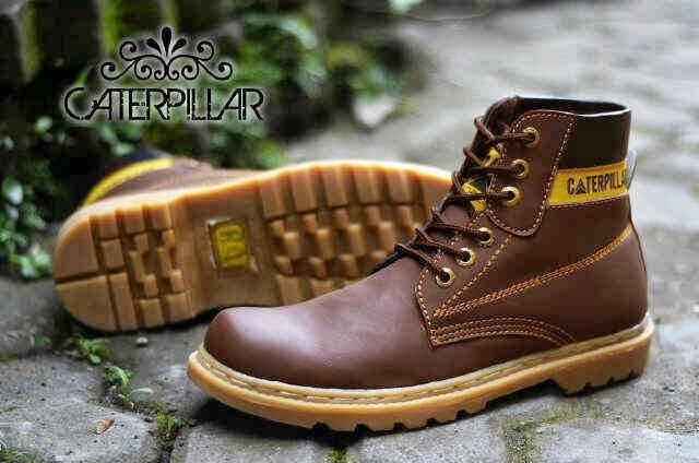 Jual Sepatu Caterpillar KW - Jual Sepatu Safety Surabaya - Jual Sepatu  Caterpillar Murah - SMS 085853853612   BBM 3299F715 52efb7fa16