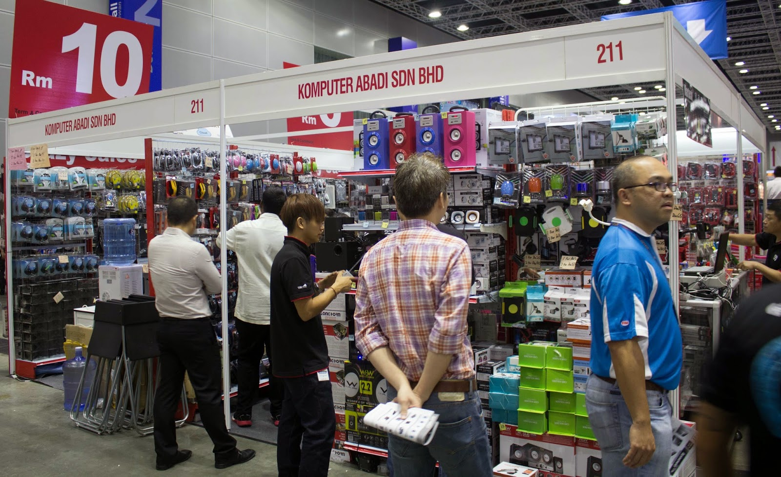 Coverage of PIKOM PC Fair 2014 @ Kuala Lumpur Convention Center 314