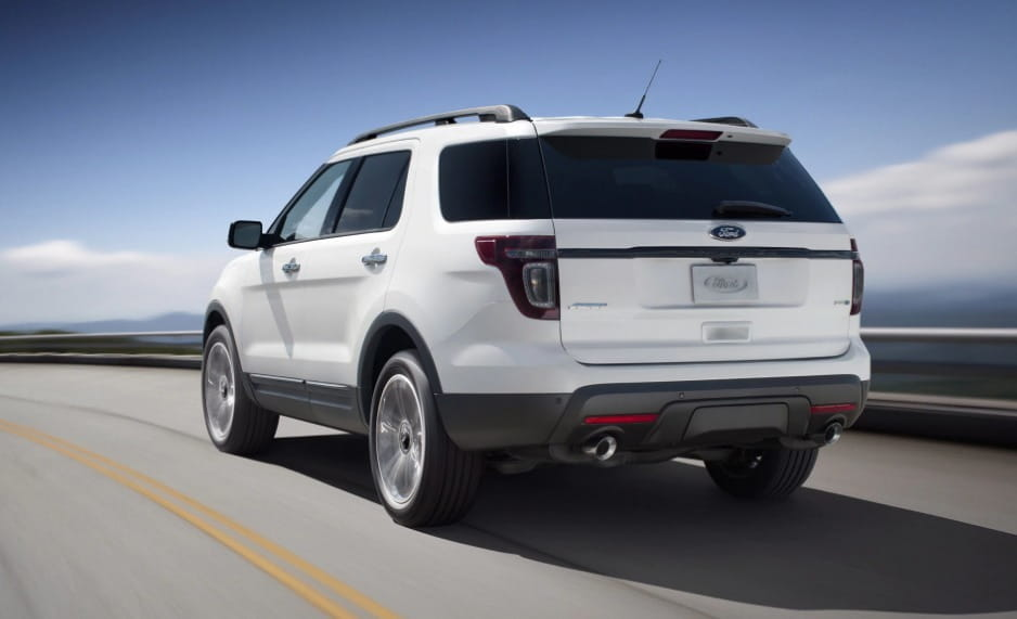 2017 Ford Explorer Sport Horsepower