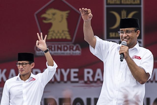 Politikus Gerindra Minta Anies Gabung Partainya Jika Wagub dari PKS