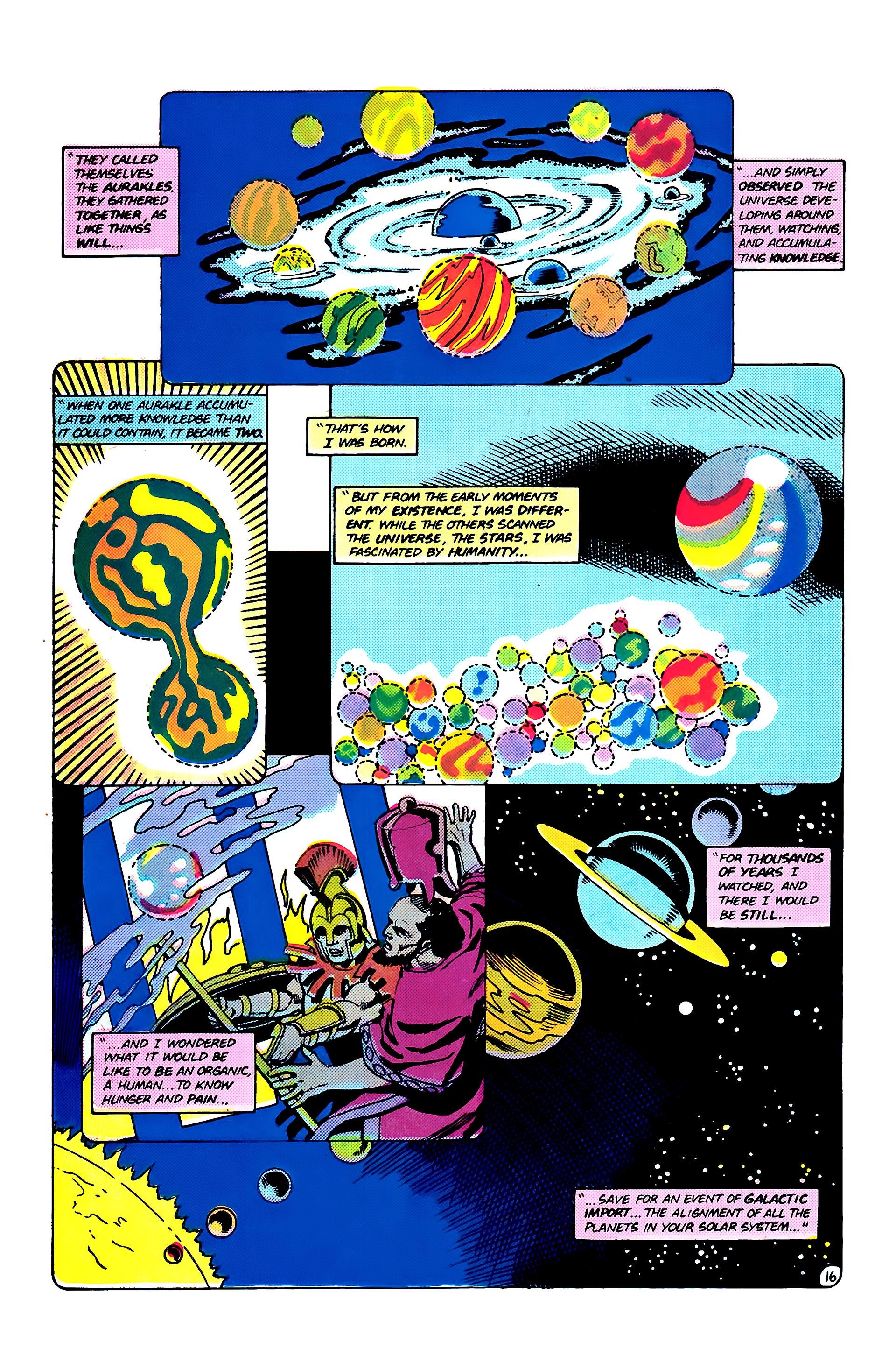 Read online Secret Origins (1986) comic -  Issue #6 - 42